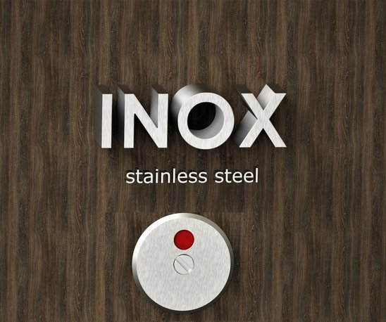INOX - stainless steel